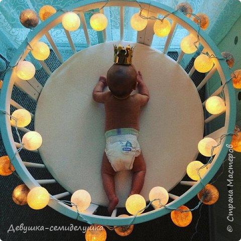 Вашей принцессе нужна корона? А может быть у Вас принц? Бывают моменты, когда без короны просто не обойтись :-)! Это может быть Первый День рождения или другой праздник для Вашего любимого малыша. На маленьких головушках так мило смотрятся небольшие короны! фото 8