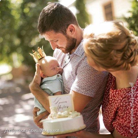 Вашей принцессе нужна корона? А может быть у Вас принц? Бывают моменты, когда без короны просто не обойтись :-)! Это может быть Первый День рождения или другой праздник для Вашего любимого малыша. На маленьких головушках так мило смотрятся небольшие короны! фото 9