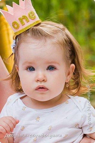Вашей принцессе нужна корона? А может быть у Вас принц? Бывают моменты, когда без короны просто не обойтись :-)! Это может быть Первый День рождения или другой праздник для Вашего любимого малыша. На маленьких головушках так мило смотрятся небольшие короны! фото 3