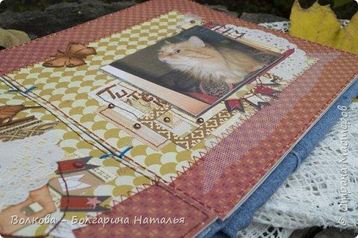 Подошёл к концу совместный проект на Скрап-Инфо http://scrap-info.ru/newbb_plus/viewforum.php?forum=199 с Дарьей Пневой. И вот мой  про Тимофея. UPD: 24.10.2016. Какая же я нудная, решила вот перефоткать свой альбом про Тимофея, а то как-то я его убого фоткала в потёмках при свете лампы. фото 31