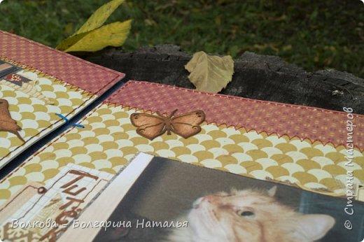 Подошёл к концу совместный проект на Скрап-Инфо http://scrap-info.ru/newbb_plus/viewforum.php?forum=199 с Дарьей Пневой. И вот мой  про Тимофея. UPD: 24.10.2016. Какая же я нудная, решила вот перефоткать свой альбом про Тимофея, а то как-то я его убого фоткала в потёмках при свете лампы. фото 33