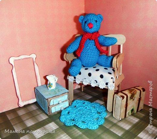 Всем привет! Навязала несколько игрушек на продажу. Оказались дочке моей они очень нужны)). Покажу что связала с ссылками на МК. Лис-художник http://kumutushka.blogspot.ru/2014/10/blog-post.html фото 2
