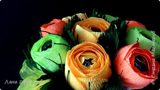 """Корзинка с конфетами """"Марсианка-тирамису"""" фото 6"""