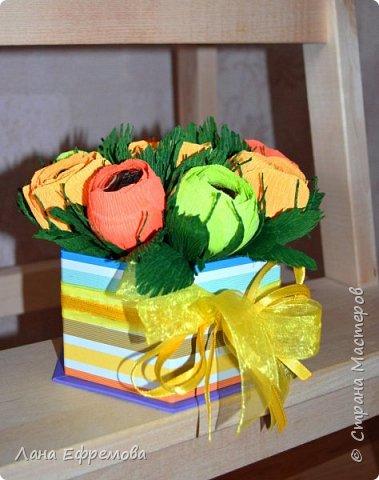 """Корзинка с конфетами """"Марсианка-тирамису"""" фото 5"""