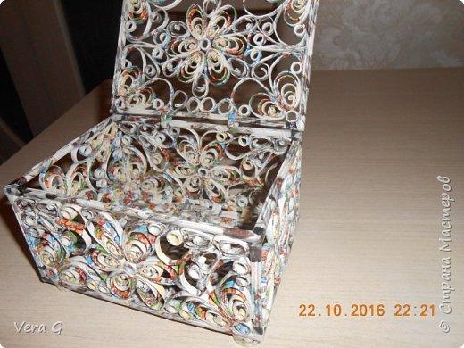 шкатулки получаются непохожие друг на друга, как рисунком так и цветом фото 3