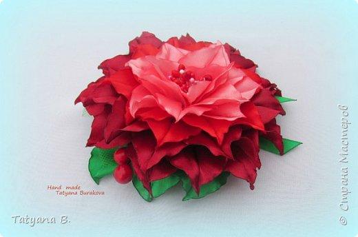 Цветок канзаши Гавайский лотос
