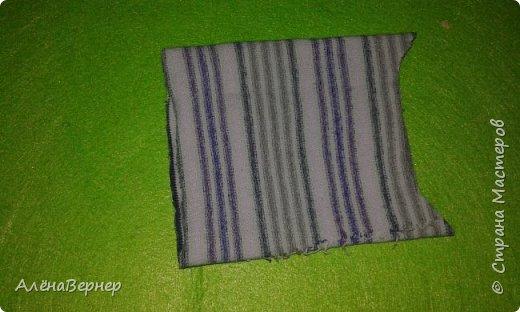 Материал: носок , ножницы, нитки и игла, крупа ( горох и рис), ватин, пуговицы. фото 15