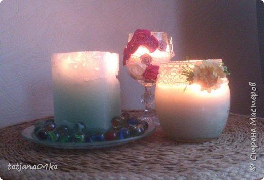 Магия горящей  свечи фото 10