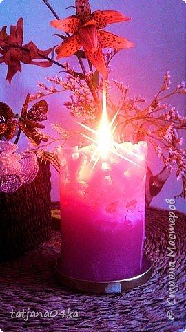 Магия горящей  свечи фото 11