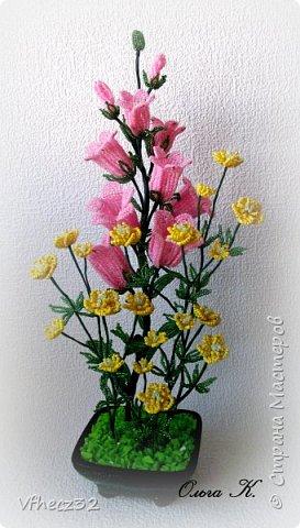 У меня немного наплелось)))  орхидея Ваниль выполнена на форуме Радуга рукоделий под руководством Натальи -Кузина фото 3
