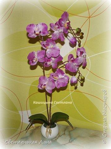 Композиция из роз в керамическом вазоне-сумочке, высота 21 см, длина 30 см фото 4