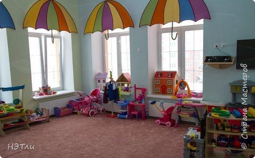 Готовила на выставку, а заодно, и ко дню рождения нашего детского сада. Роспись по тарелке. фото 6