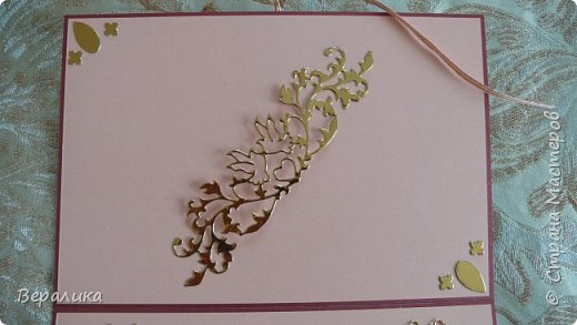 Такая вот открыточка создалась у меня на 2-летнюю годовщину свадьбы младшего сыночка. фото 5