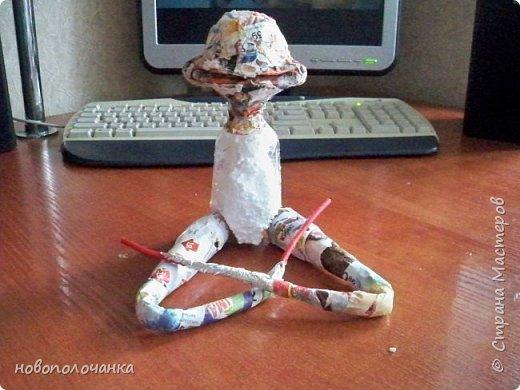 """Здравствуйте.     Дочь в интернете увидела    медитирующую лягушку. Картинка с лягушкой ей очень понравилась. Позвонила мне: """" Мама я хочу такую же лягушку"""" А мама для своих деток – волшебница, которая сделает всё.   фото 18"""