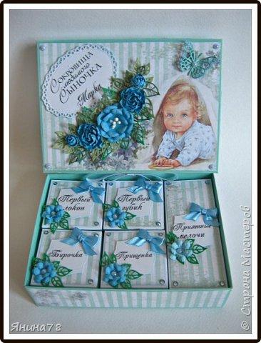 На этот раз покажу мальчуковые коробочки. фото 17