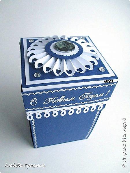 Подарок для Снеговика. MagicBox фото 2
