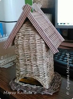 Мой первый чайный домик