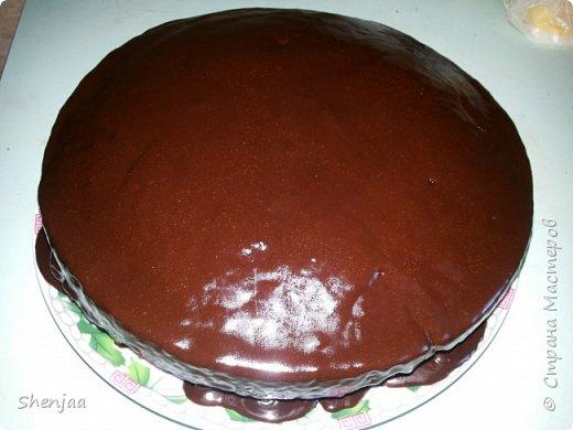 "Пирог ""Crazy Cake"" фото 1"