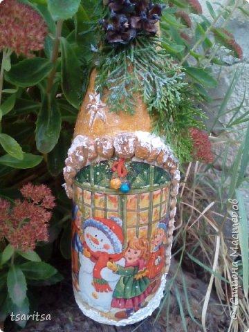 добрый день страна!вот такой домик из инкерманского белого камня я сделала в садик деткам.мучалась неделю .больше всего труба нравится дымоходная) фото 8