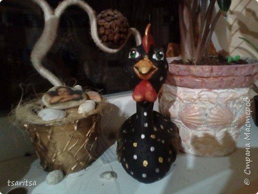 добрый день страна!вот такой домик из инкерманского белого камня я сделала в садик деткам.мучалась неделю .больше всего труба нравится дымоходная) фото 7
