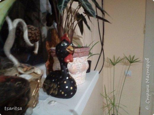 добрый день страна!вот такой домик из инкерманского белого камня я сделала в садик деткам.мучалась неделю .больше всего труба нравится дымоходная) фото 6