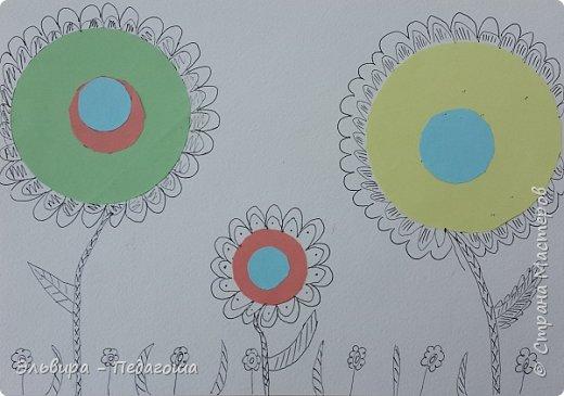 Цветочные фантазии фото 8