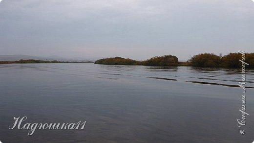 В начале октября выдалась хорошая погодка на выходных, и муж с товарищем поехали на речку Девятка на рыбалку. фото 17