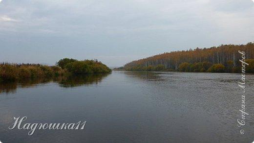 В начале октября выдалась хорошая погодка на выходных, и муж с товарищем поехали на речку Девятка на рыбалку. фото 20