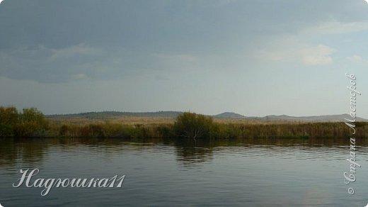 В начале октября выдалась хорошая погодка на выходных, и муж с товарищем поехали на речку Девятка на рыбалку. фото 3