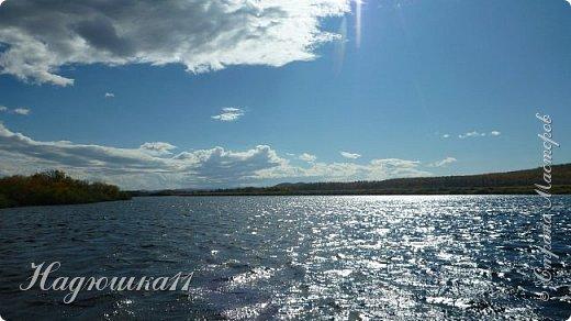 В начале октября выдалась хорошая погодка на выходных, и муж с товарищем поехали на речку Девятка на рыбалку. фото 32