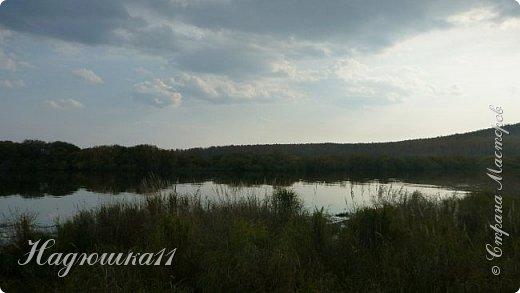 В начале октября выдалась хорошая погодка на выходных, и муж с товарищем поехали на речку Девятка на рыбалку. фото 4