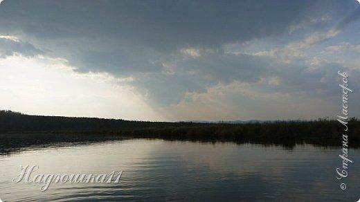 В начале октября выдалась хорошая погодка на выходных, и муж с товарищем поехали на речку Девятка на рыбалку. фото 5