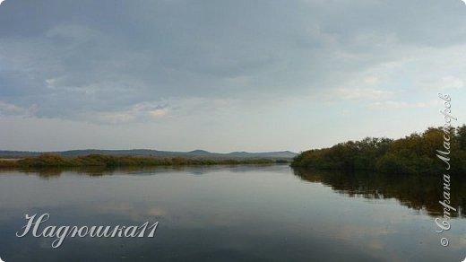 В начале октября выдалась хорошая погодка на выходных, и муж с товарищем поехали на речку Девятка на рыбалку. фото 6