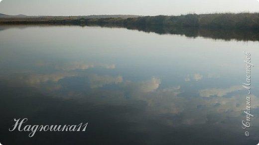 В начале октября выдалась хорошая погодка на выходных, и муж с товарищем поехали на речку Девятка на рыбалку. фото 8