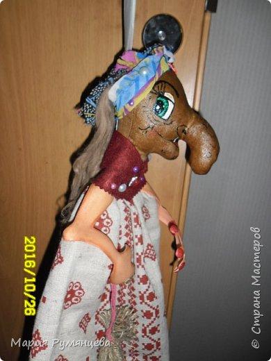 Бабка Ёжка пакетница фото 2