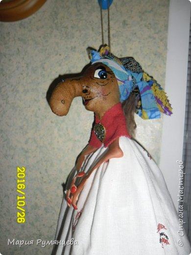 Бабка Ёжка пакетница фото 6