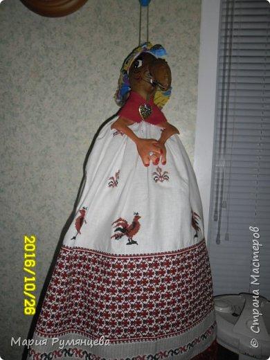Бабка Ёжка пакетница фото 5