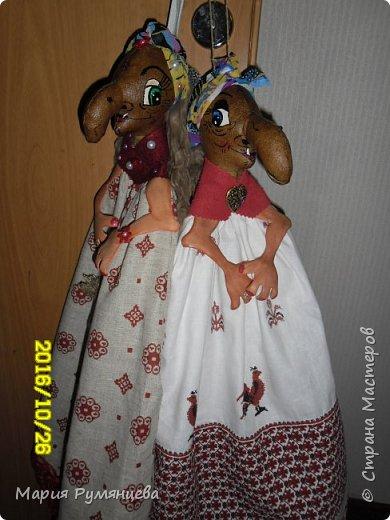 Бабка Ёжка пакетница фото 4