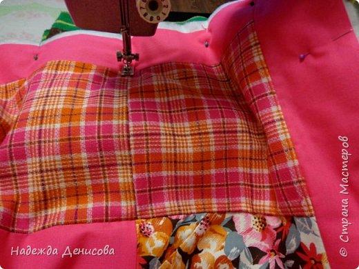 Дорогие Мастерицы! Предлагаю быстрый пошив одеяла в технике пэчворк. фото 28
