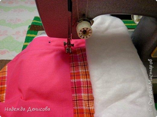 Дорогие Мастерицы! Предлагаю быстрый пошив одеяла в технике пэчворк. фото 29