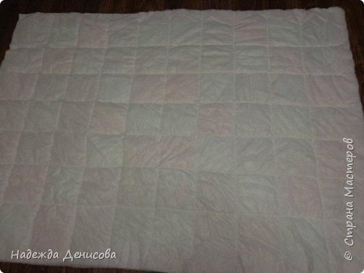 Дорогие Мастерицы! Предлагаю быстрый пошив одеяла в технике пэчворк. фото 31