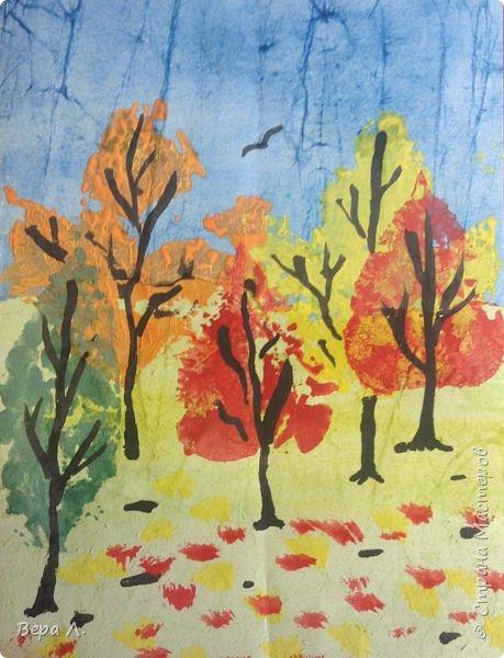 А вот и наша осень. фото 2