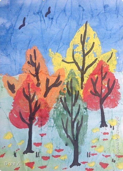 А вот и наша осень. фото 4