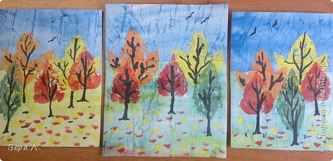А вот и наша осень. фото 1