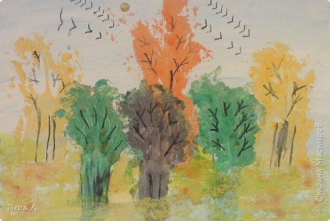 А вот и наша осень. фото 13