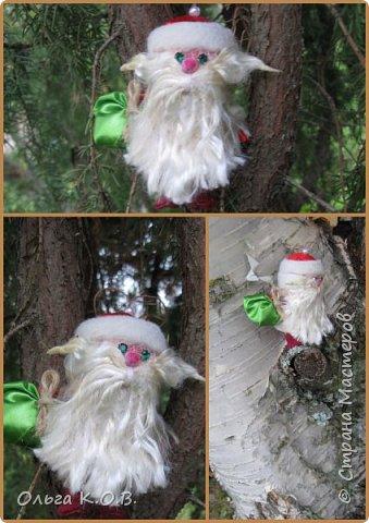 начну с Деда Мороза фото 7