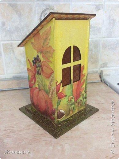 """чайный домик """"Осень в лесу"""" фото 1"""