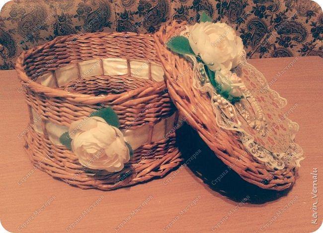 Соорудила для дарения конфет воспитательнице)Надеюсь понравится) фото 1