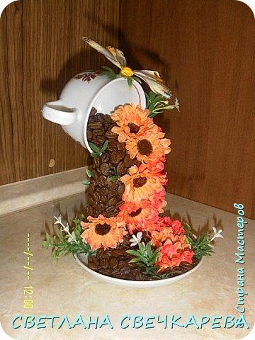 Чашка на блюдце фото 3
