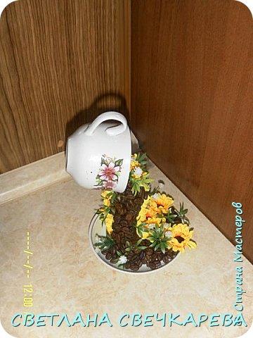 Чашка на блюдце фото 7